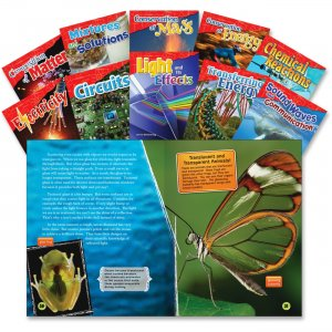 Shell 23429 FC Industries 4&5 Grade Physical Science Books SHL23429