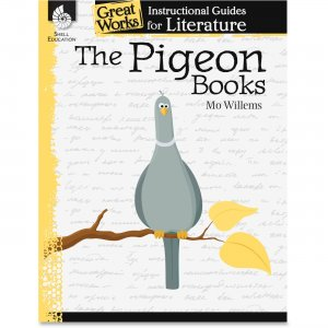 Shell 40013 Grade K-3 Pigeon Books Instructional Guide SHL40013