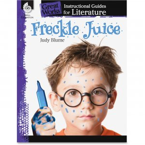 Shell 40110 Grade 3-5 Freckle Juice Instructional Guide SHL40110