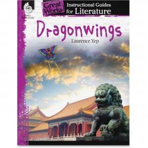 Shell 40204 Grade 4-8 Dragonwings Instructional Guide SHL40204