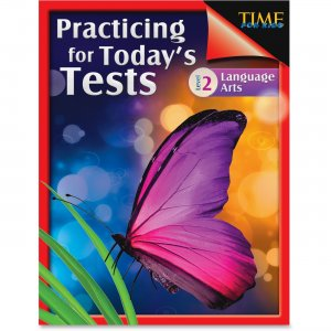 Shell 51474 TIME For Kids: Grade 2 Language Arts Test Guide SHL51474