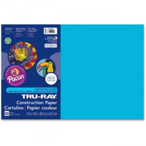 Tru-Ray 103401 Heavyweight Construction Paper PAC103401