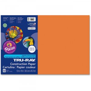 Tru-Ray 103405 Heavyweight Construction Paper PAC103405