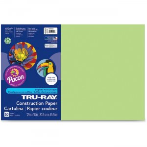 Tru-Ray 103037 Heavyweight Construction Paper PAC103037