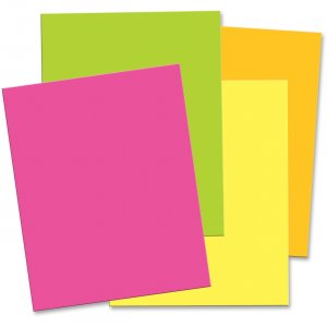 Pacon 5517 Matte Neon Foam Boards