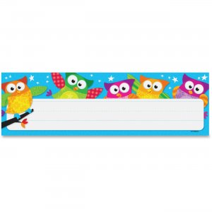 TREND 69217 Owl-Stars! Desk Toppers Nameplates TEP69217