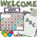 Teacher Created Resources 9588 Zebra Print Accents Board Set