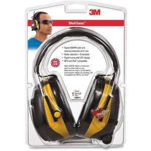 Tekk Protection 9054100000V Worktunes Earmuf