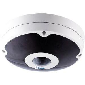 GeoVision GV-FER12203 12MP H.264 Low Lux Fisheye Rugged IP Camera