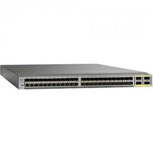 Cisco N6001P-4FEX-10G N Chassis with 4 x 10G FEXes with FETs 6001P