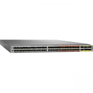 Cisco N5672UP-6FEX-1G N Chassis with 6 x 1G FEXes with FETs 5672UP