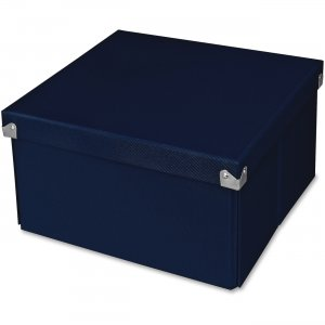 Samsill PNS02LSNY Pop n' Store Medium Square Box SAMPNS02LSNY
