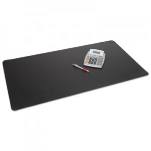 Artistic AOPLT412MS Rhinolin II Desk Pad with Microban, 24 x 17, Black