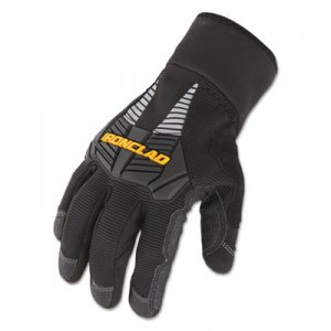 Ironclad IRNCCG204L Cold Condition Gloves, Black, Large