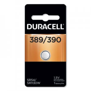 Duracell DURMND389BPK Silver Oxide Medical Battery, 389, 36/Carton