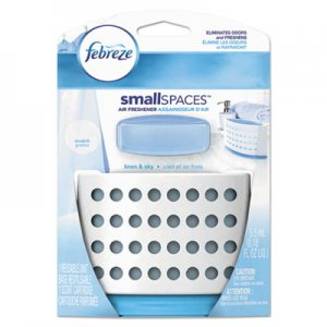 Febreze 90189 smallSPACES, Linen & Sky, 5.5 ml, Kit, 8/Carton PGC90189
