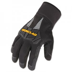 Ironclad IRNCCG205XL Cold Condition Gloves, Black, X-Large