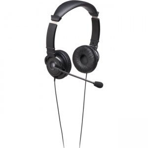 Kensington K33323WW Hi-Fi Headphones with Mic