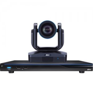AVer COMESE310 Embedded 4-site HD MCU with built-in 18x PTZ Video Conferencing Endpoint EVC310