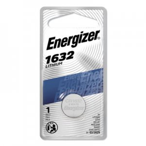 Energizer EVEECR1632BP Watch/Electronic/Specialty Battery, 1632, 3V