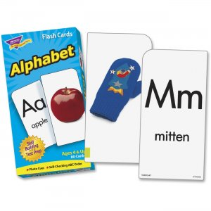 TREND 53012 Alphabet Flash Cards