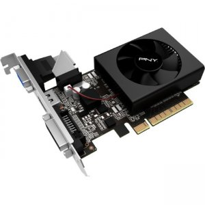PNY VCGGT7102XPB NVIDIA GeForce GT 710 Graphic Card