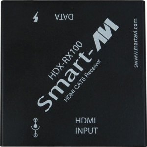 SmartAVI HDX-RX100S Receiver for HDMI Over a Single CAT6 Cable