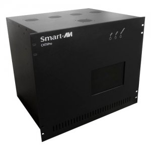 SmartAVI CSWX64X64S CAT5 Audio/Video and IR/RS232 64 IN X 64 OUT Matrix with RS-232 Control