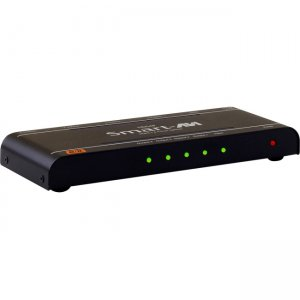 SmartAVI HDS-4PS HDMI 4-Port Splitter