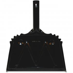 Genuine Joe 58143CT Heavy-Duty Metal Dustpan