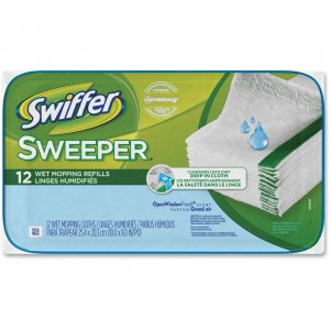 Swiffer 95531 Sweeper Wet Mop Refills