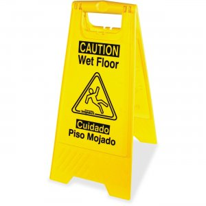Impact Products 9152WCT English/Spanish Wet Floor Sign