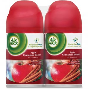 Airwick 82680CT Apple/Cinn Scent Refill