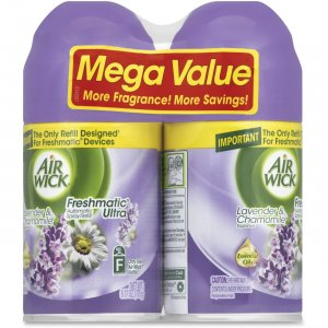 Airwick 85595CT Lavender Refill Pack