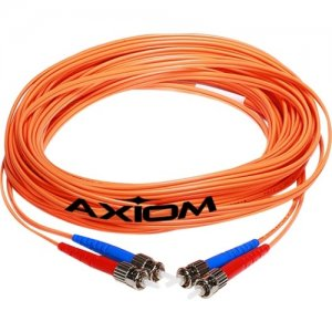 Axiom LCSCMD5O-4M-AX Fiber Optic Duplex Network Cable