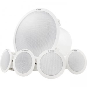 Bosch LC6-100S-L Ceiling Mount Compact Sound Speaker System