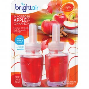 Bright Air 900255 Electric Scented Oil Air Freshener Refill BRI900255