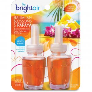 Bright Air 900256 Electric Scented Oil Air Freshener Refill BRI900256