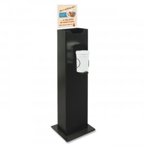 Buddy 0675-4 Hand Wipe Station BDY06754