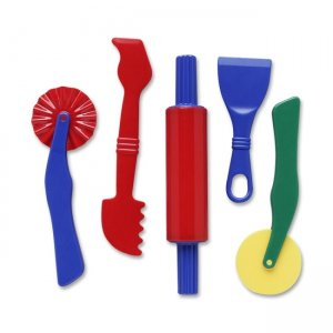 ChenilleKraft 9762 Clay Dough Tool Set CKC9762