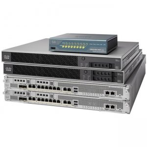 Cisco ASA5512-IPS-K9-RF Adaptive Security Appliance - Refurbished ASA 5512-X