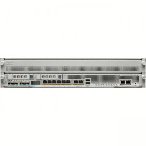 Cisco ASA5585-S40P40-K8 ASA Adaptive Security Appliance 5585-X
