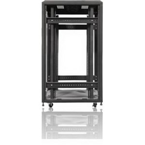 Claytek WX-228-EX 22U 4-Post Open Frame Rack