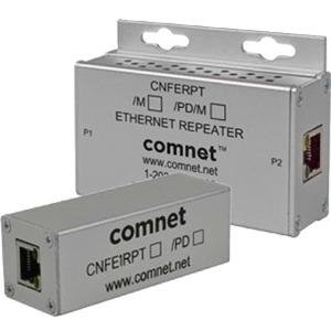 ComNet CNFE1RPT/PD 1 Channel 10/100 Mbps Ethernet Repeater