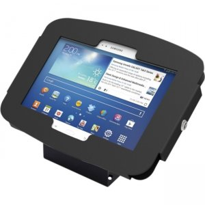 Compulocks 101B680AGEB Space Galaxy Tab A Enclosure Kiosk - Fits Galaxy Tab A Models