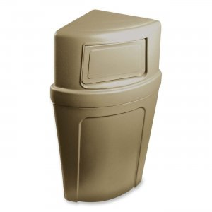Continental 8325BE Corner Round Receptacle CMC8325BE