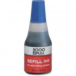 COSCO 032961 Self-inking Stamp Pad Refill Ink COS032961