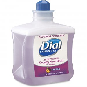 Dial 81033CT Complete Antibacterial Foaming Hand Soap - Cool Plum DIA81033CT