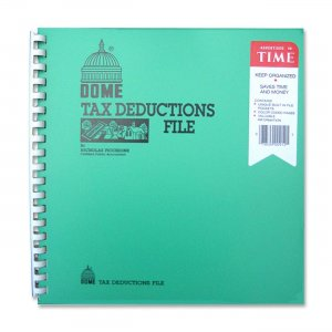 Dome 912 Tax Deductions File DOM912