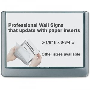 Durable 4977-37 CLICK SIGN Holder DBL497737